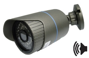 IP камера VP-5138 аудио вход (1280*960, 1.3Mpix, H.264, 3.6мм)
