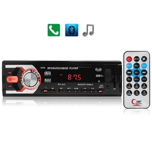 Автомагнитола MP3 TD-3008 (радио,USB,SD,bluetooth)