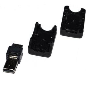Разъем штекер micro USB под пайку