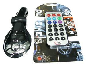 Модулятор FM+MP3 TDS-138
