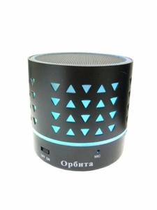 Портативная акустика MP3, Portable mini speaker, TF, USB, AUX, 3W, FM