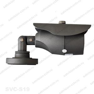 SVC-S19 3,6 мм, 1Мп, c OSD, уличная видеокамера AHD
