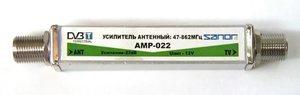 Антенный усилитель ДМВ АМР-022