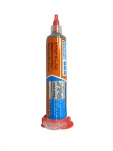 Паста паяльная XGZ40 (35г), Размер шариков 25-45мкн.