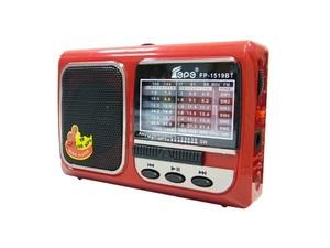 Радиоприемник Fepe FP-1519BT (USB)