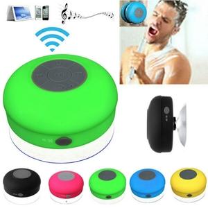 Колонка портативная водонепроницаемая с BLUETOOTH MP3 BT06