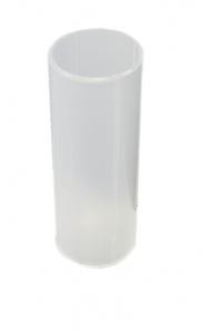 Трубка в фонарик для аккумулятора 18650
