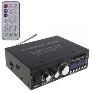 Усилитель звука HY806 (2х20Вт, USB, TF, FM, bluetooth)