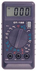 Мультиметр МD-182 (цифр+тест), OT-INM33