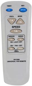 Пульт Д/у универсальный для вентиляторов HR- F800