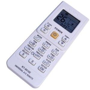 Д/у унив. QUNDA KT-9018E белого цвета универсальный пульт для кондиционера 4000 в 1 инструкция на русском языке