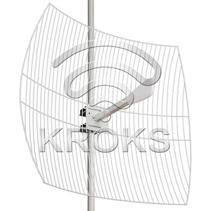 Направленная параболическая 3G/WiFi/4G антенна 27дБ