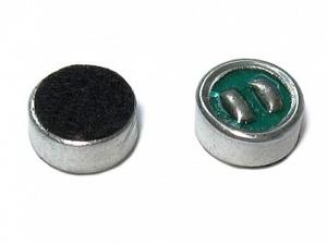 Микрофон DGO6027CD (d6.0 х h2.7 мм)