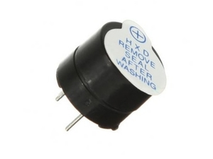 Электромагнитный излучатель YMD-1203B 3V (d12 x h9.5 мм)
