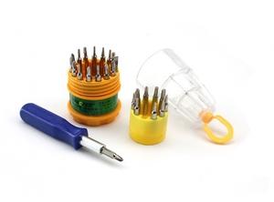 Набор отверток для ремонта электроники Impacter 6026