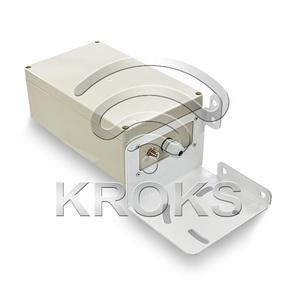 Кронштейн KGG-F с гермобоксом для параболической 3G/WiFi/4G антенны