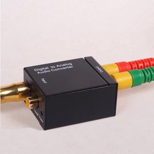 Конвертер звука из оптики (или цифрового звука) в аналоговый звук.