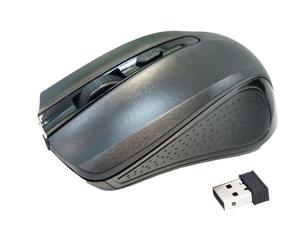 Мышь беспроводная G-211 (USB, 2.4ГГц, 2ААА, 10м).