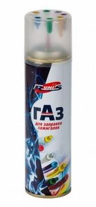 Газ для заправки зажигалок Runis 270ml