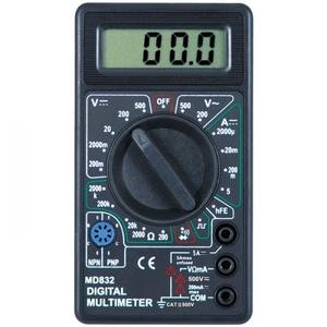 Мультиметр MD-832 ( + прозв.), OT-INM12