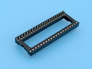 SCL-40 панелька DIP-40 широкая  2.54 мм