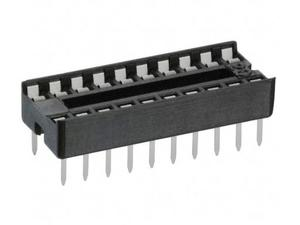SCS-20 панелька DIP-20  2.54 мм