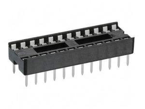 SCS-24 панелька DIP-24  2.54 мм