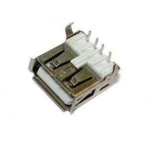 Гнездо USB-A-1J на плату