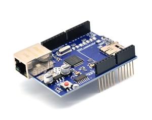 Плата расширения W5100 для Arduino