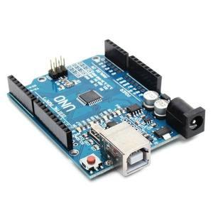 Контроллер UNO R3 для Arduino (Atmega 328P-AU + CH430G)