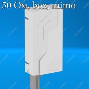 Petra-12 MIMO 2x2 BOX - антенна с боксом для 3G/4G модема+10метров UTP