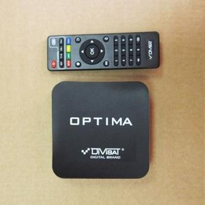 Медиаплеер SMART DVS Optima, Android TV-Box