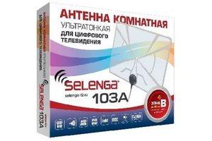Антенна комнатная SELENGA 103A