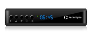 Ресивер Телекарта EVO 09 HD Conax + карта доступа