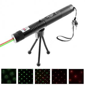 Световая установка Огонёк HJ-308, зелёный и красный лазеры.
