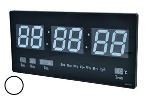 Часы настенные JH-4622Y белые