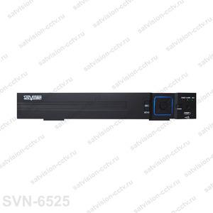 SVN-6525, 9IP × 1080p, 16IP × 960p, 4IP x 3Mpx.