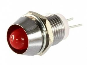 Держатель светодиода 5mm на корпус Ni
