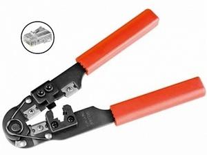 Клещи HS-210N для разъемов 8P8C