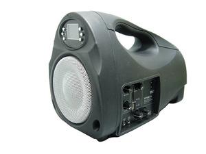 Колонка портативная Орбита T-39 (SD, USB, 35W, FM, аккум.2,4А, ДУ, беспр. микр.)