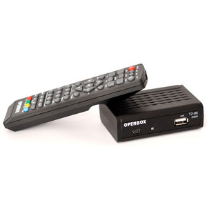 Ресивер DVB-T2 OpenT2-0box T2-06 Mini