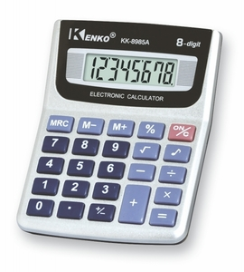 Калькулятор Kenko KK-8985A (8 разр) настольный