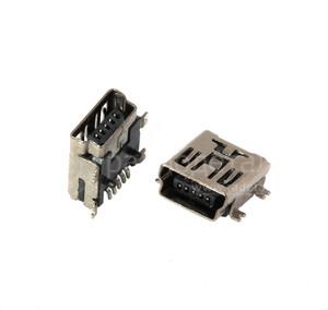 Гнездо Mini USB-B 5-pin на плату