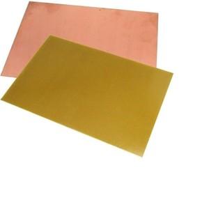 Стеклотекстолит двухсторонний 1,5мм*70*190мм