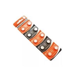 Батарейка AG8 (LR1120)  MINAMOTO 10/card