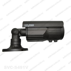 SVC-S491V 2.8-12мм, уличная видеокамера AHD.