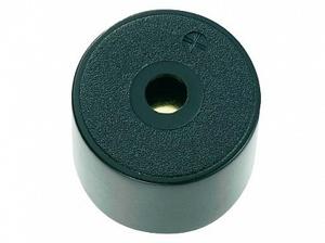 Пьезокерамический излучатель (зуммер) PD-2318 12V (d23 x h18 мм)