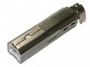 Штекер USB-B-CP на кабель