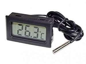 Термометр цифровой с датчиком 1.0 м