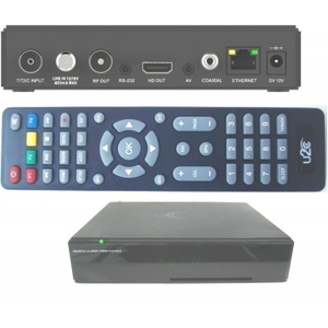 Ресивер DVB-S2/T2/C/IPTV Uclan Denys H.265 Pro Combo